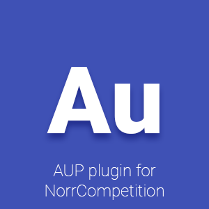 AUP plugin for NorrCompetition