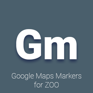 Google Maps Markers for ZOO