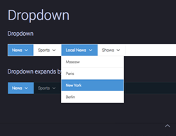 JMB Tree Pro - Dropdown