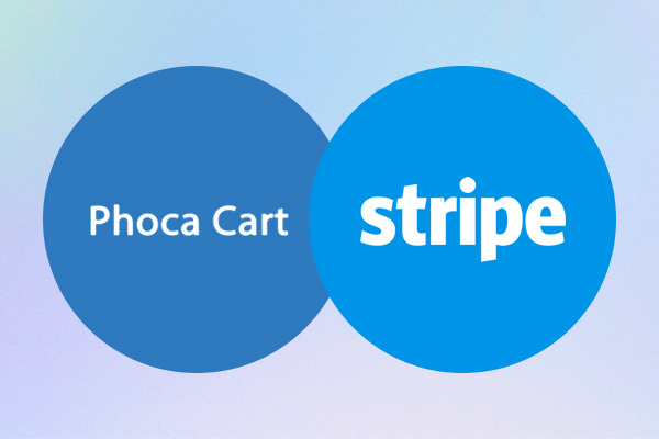 Stripe payment plugin for Phoca Cart