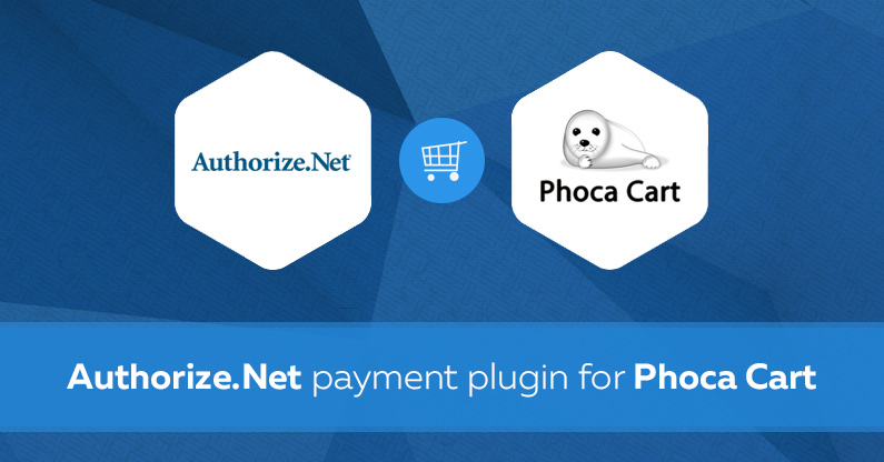 Authorize.Net payment plugin for Phoca Cart released