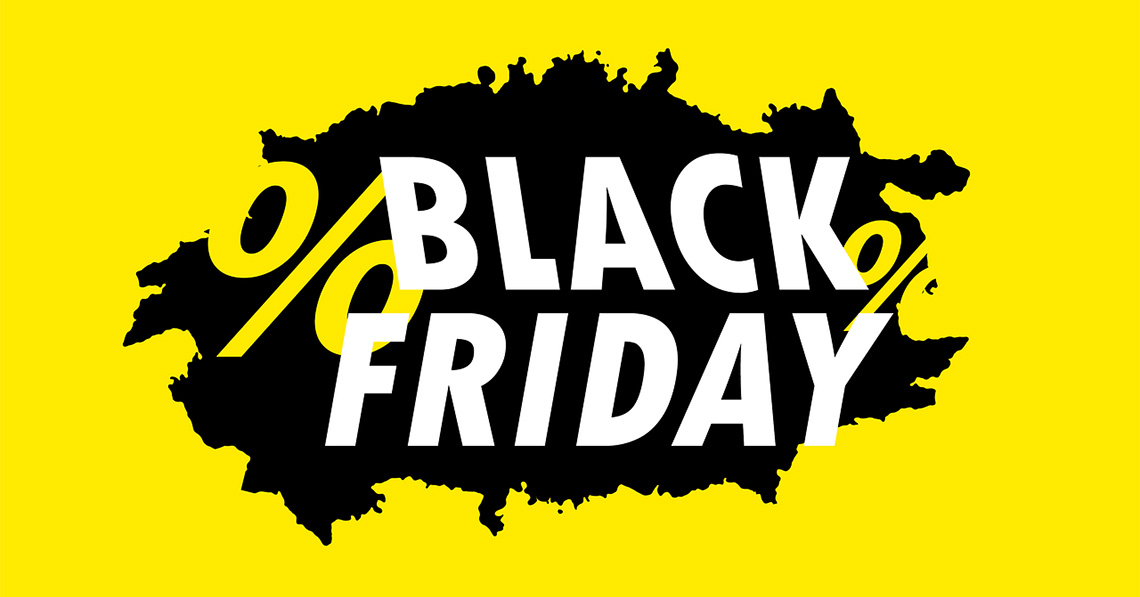 Black Friday Super Sale 2020: 40% OFF on all products