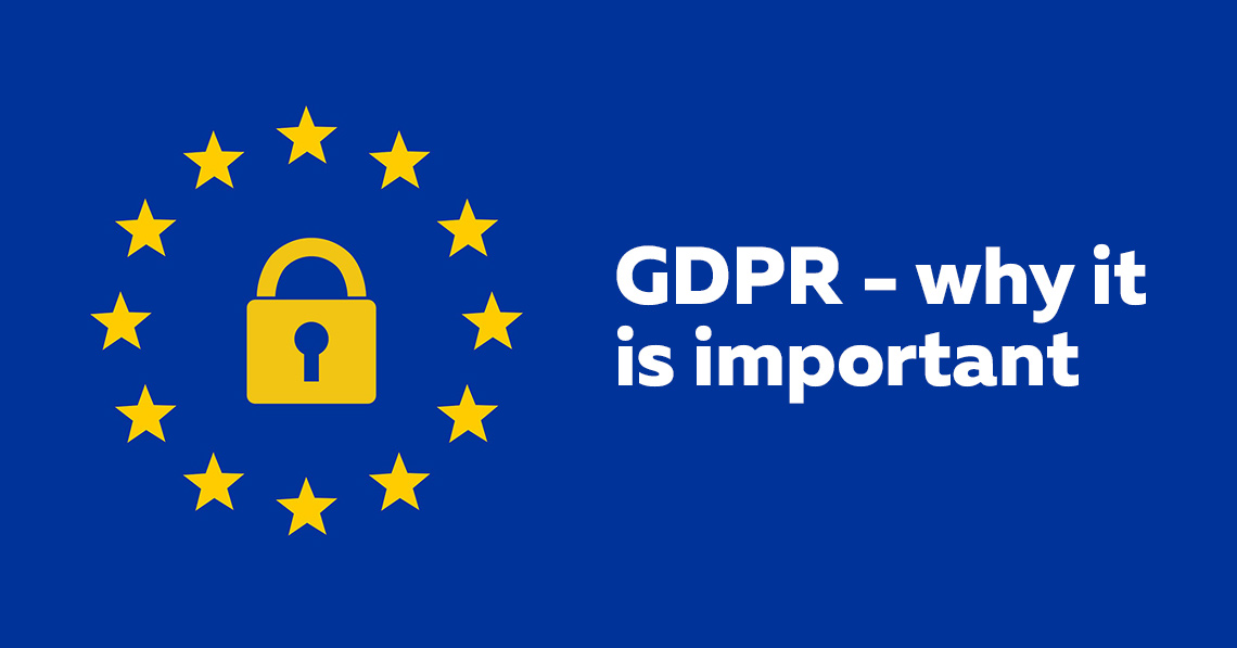 Why GDPR is important and NorrNext's approach