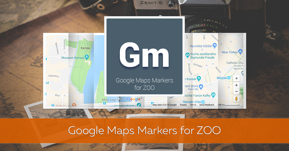 Google Maps Markers for ZOO: Update release v.2.1.0