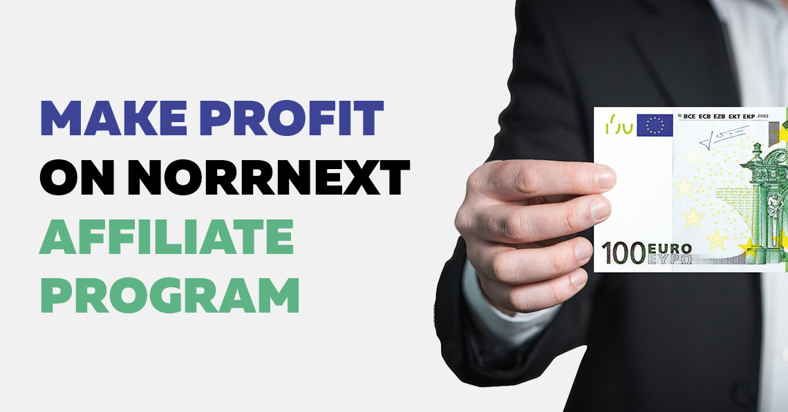 How much you can earn on NorrNext Affiliate Program?