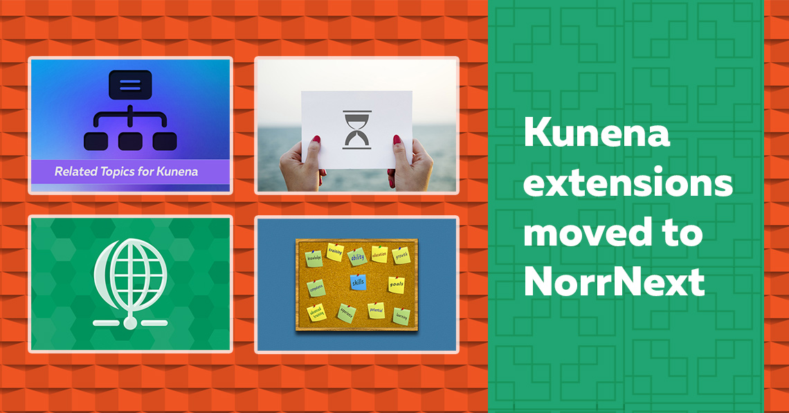 Kunena extensions from RoundTheme moved to NorrNext