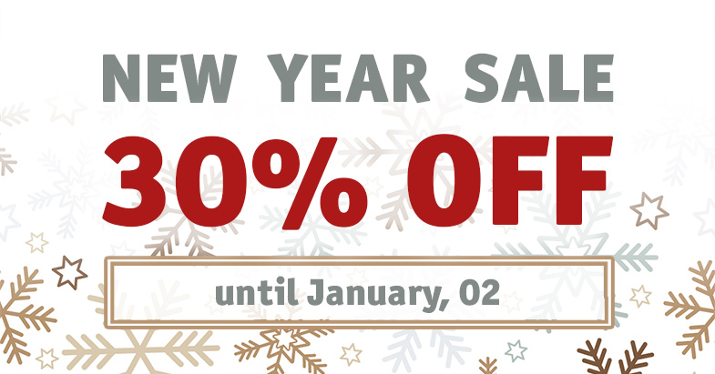 Great New Year sale: get 30% off on NorrCompetition