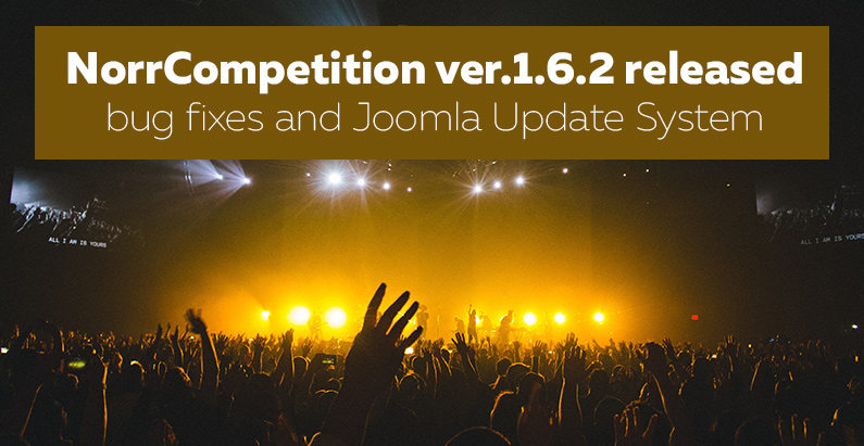 NorrCompetition 1.6.2 released
