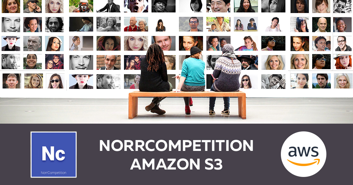 NorrCompetition Amazon S3 plugin released