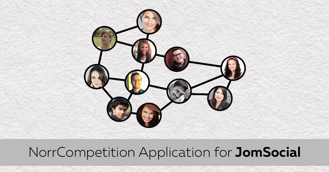 NorrCompetition Application for JomSocial released
