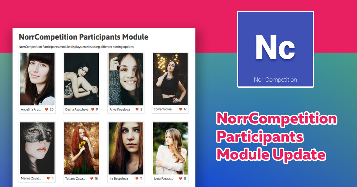 NorrCompetition Participants Module 1.5.0 released