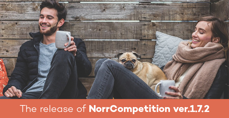The release of NorrCompetition 1.7.2