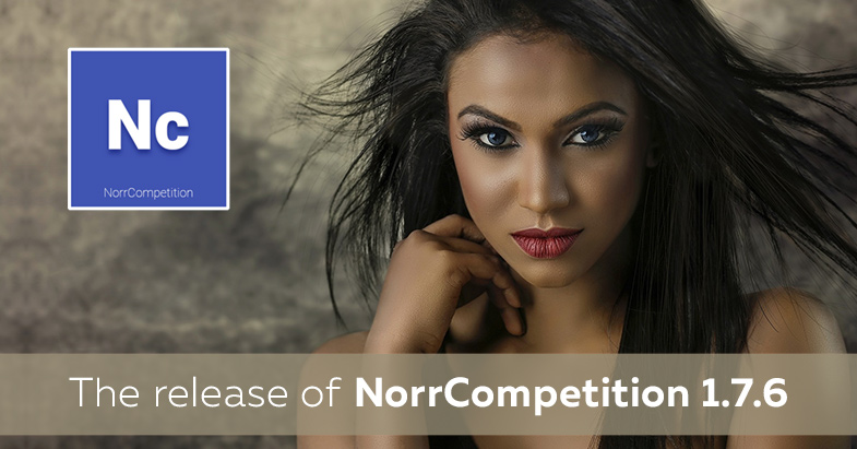 NorrCompetition 1.7.6 released