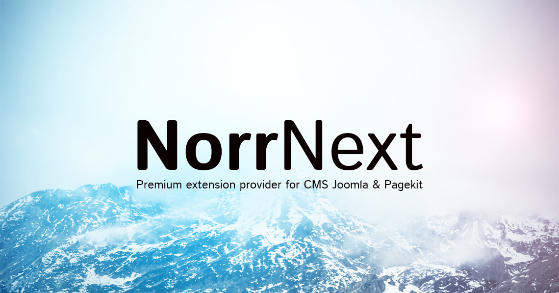 Opening of the NorrNext club