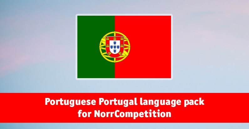 Portuguese Portugal localization for NorrCompetition updated